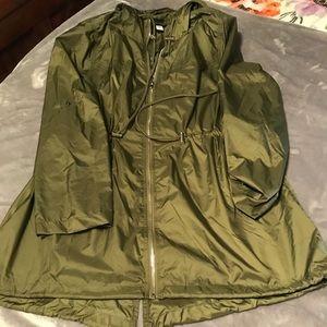 3/$12🔸Basic Editions 100% Polyester Jacket